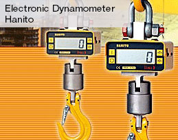 electronic dynamometers HANITO